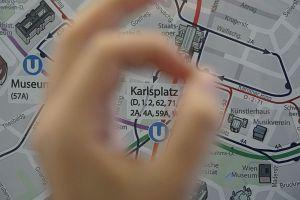 29. Platz | Kreativ | Josef & Tanja (139) | rund um den Karlsplatz