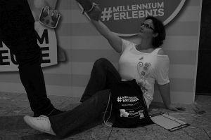 64. Platz | Kreativ | Michael S. (17) | Mein Millennium Erlebnis