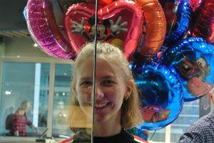 80. Platz | Kreativ | Ann-Kathrin V. (191) | Mein Millennium Erlebnis