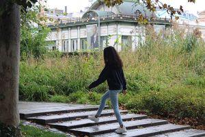 8. Platz | Jugend | Alex und Ana (215) | klimaneutral unterwegs