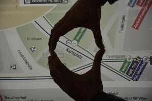 239. Place | Einzel | Twins Project (218) | around-across Karlsplatz