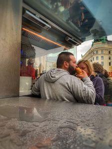 63. Place | Handy | Sigrid T. (239) | Würstelstand romance