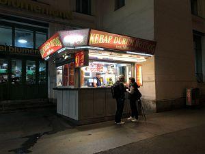 67. Place | Handy | Alireza P. (388) | Würstelstand romance