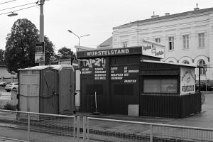 104. Place | Einzel | Eva Maria Wagner (476) | Würstelstand romance