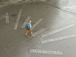 149. Place | Einzel | Monika K. (5) | around-across Karlsplatz