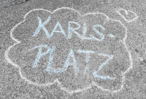 55. Place | Handy | ines baumgartner (607) | around-across Karlsplatz