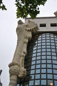 189. Place | Einzel | Henriette Z. (76) | around-across Karlsplatz