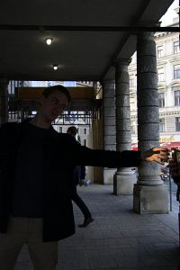 15. Place | Einzel | Oliver Göschl (852) | Pursuit of Light