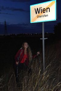 1. Platz | Jugend | Stella T. (862) | Grenzgänger