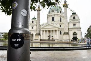207. Place | Einzel | SIMONES. (93) | around-across Karlsplatz
